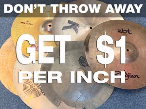 Cracked Cymbals